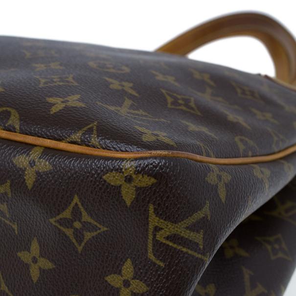 Louis Vuitton Monogram Canvas Batignolles Vertical