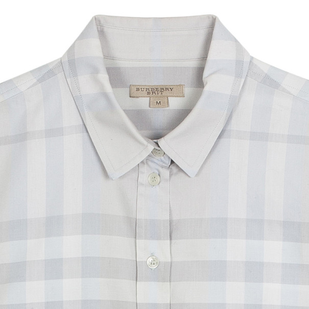 Burberry Brit 'Niall' Check Sport Shirt M