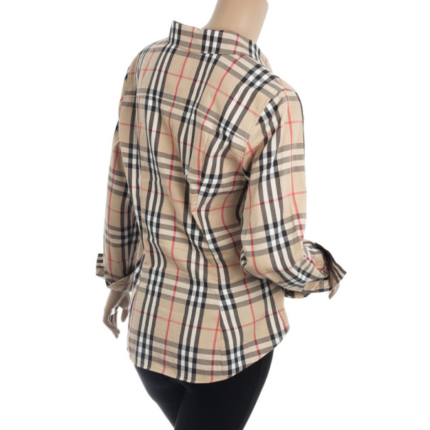 Burberry Brit Shirt XL