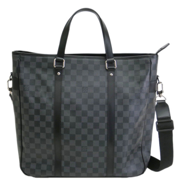 Louis Vuitton Damier Graphite Tadao Tote