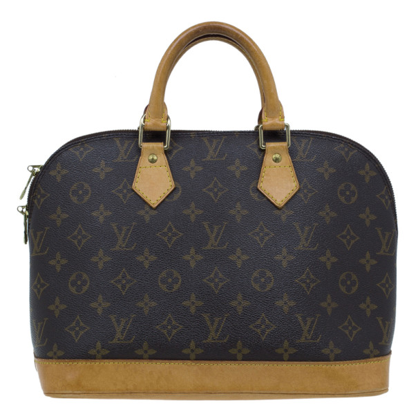 Louis Vuitton Monogram Canvas Alma Tote PM