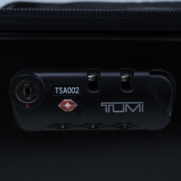 Tumi Black Tegra-Lite Carry-On Trolley