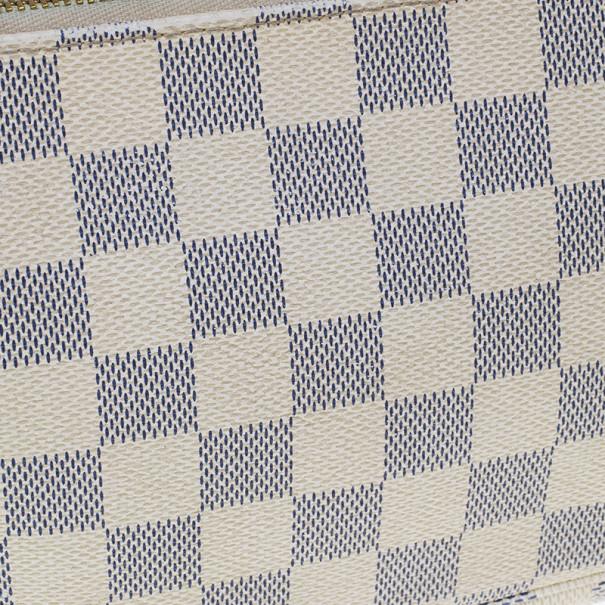 Louis Vuitton Damier Azur Canvas Pochette Accessoires