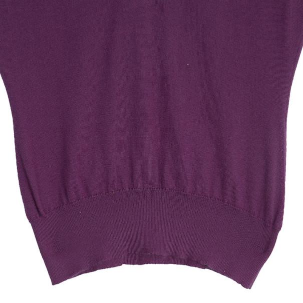 Louis Vuitton Cashmere Knit Vest M