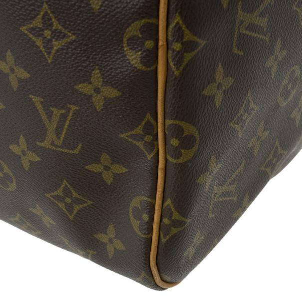 Louis Vuitton Monogram Canvas Keepall 50
