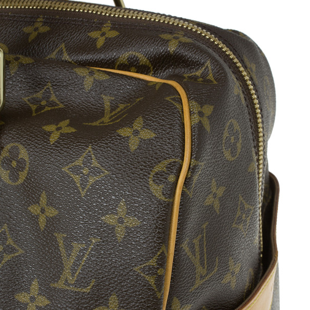 Louis Vuitton Monogram Canvas Carryall