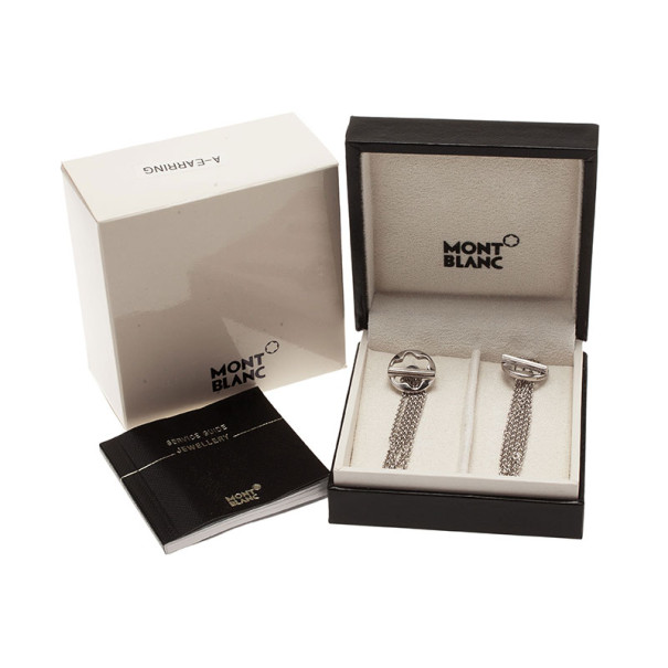 Montblanc Caress of a Star Earrings