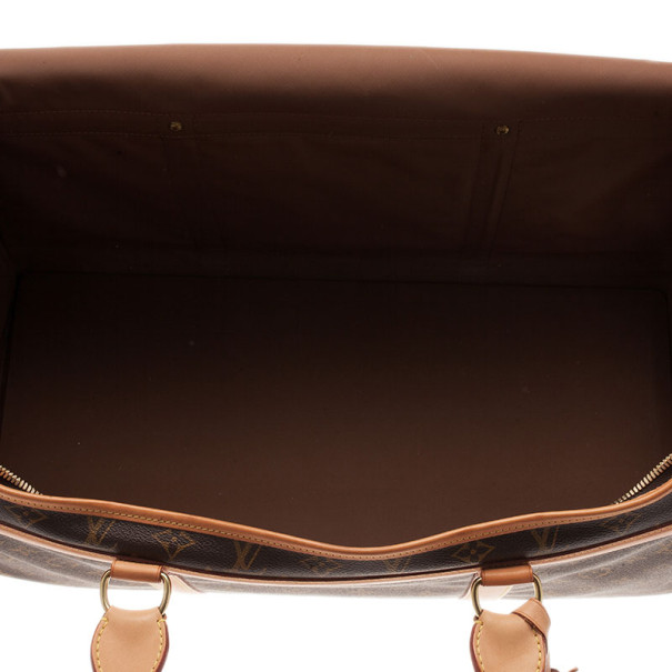 Louis Vuitton Monogram Canvas Dog Carrier 50