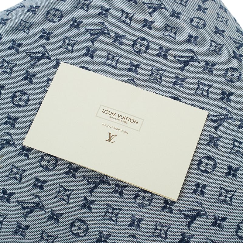 Louis Vuitton Monogram Canvas Mini Lin Francoise Tote Bag