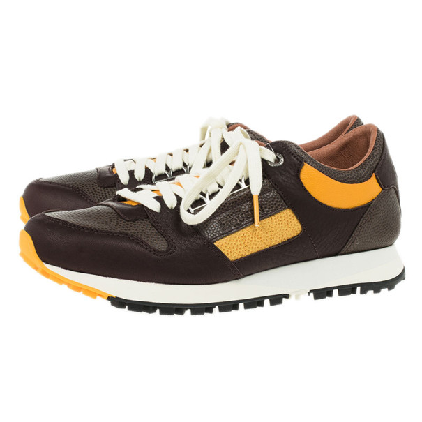 Alexander McQueen for Puma Two Tone Ruffien Sneakers Size 40.5