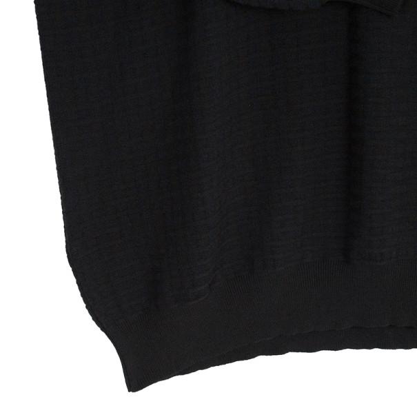 Giorgio Armani Men's Grey Sweater XXL