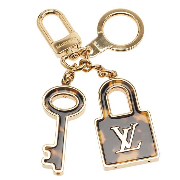 Louis Vuitton Confidence Key Ring