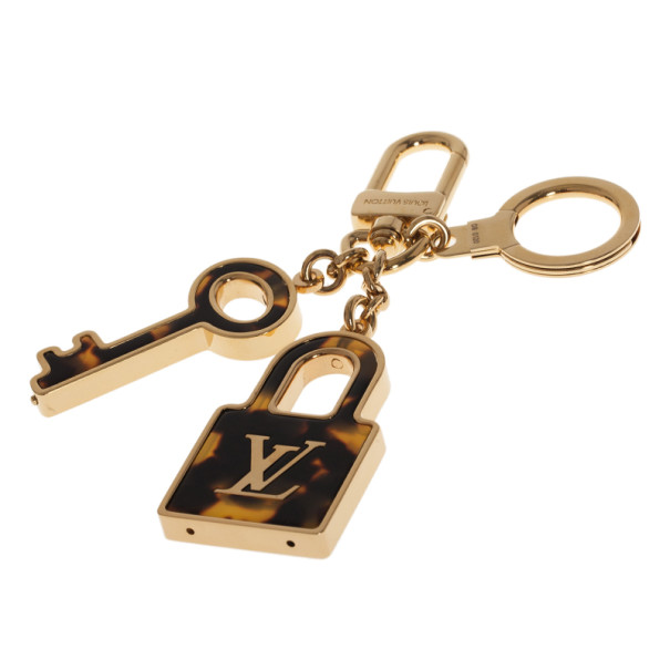 Louis Vuitton Confidence Key Ring