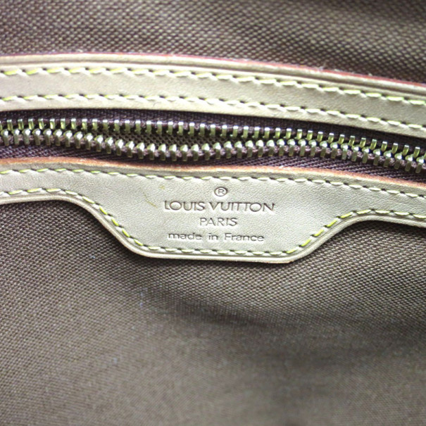 Louis Vuitton Monogram Cabas Piano Tote