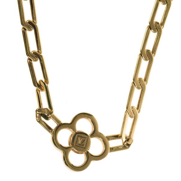 Louis Vuitton Flower Power Necklace