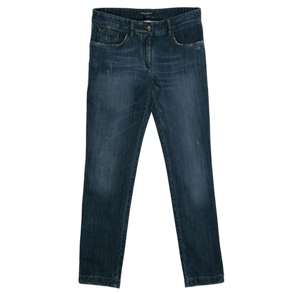 Dolce and Gabbana Low Rise Jeans M
