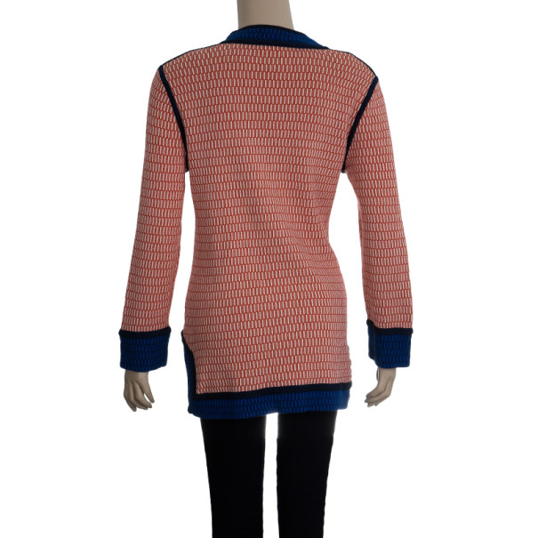 Tory Burch Long Sleeve Knit Top S
