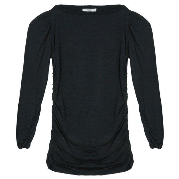 Prada Black Long Sleeve Top XS