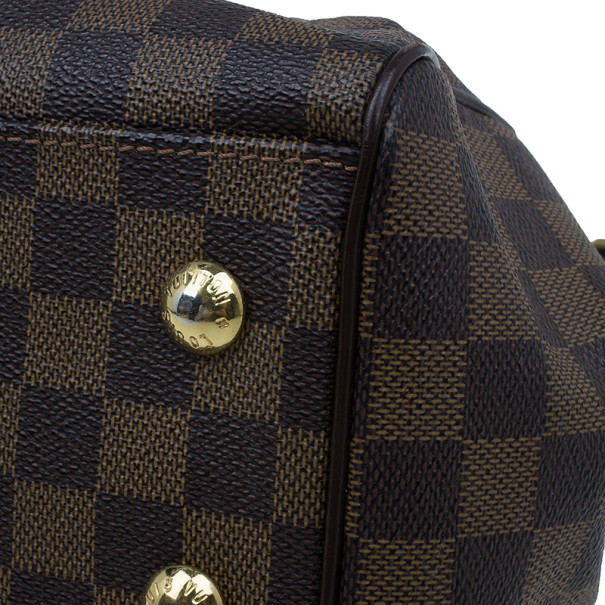 Louis Vuitton Damier Ebene Canvas Trevi PM