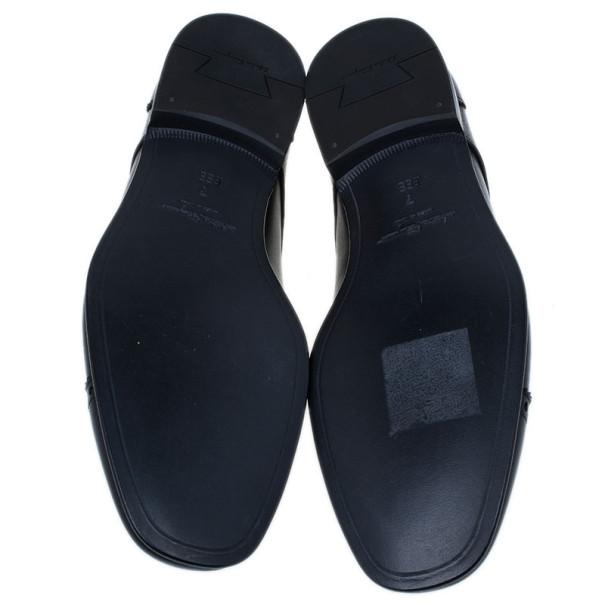 Salvatore Ferragamo Ralph Muflone Cap Toe Oxfords Size 41