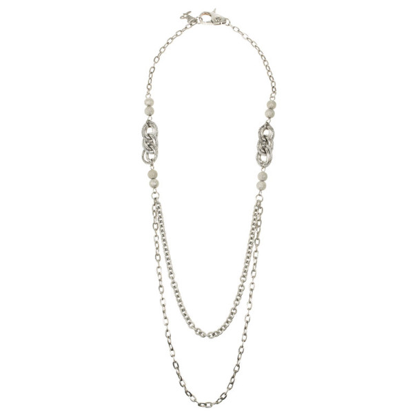 D and G Long Necklace