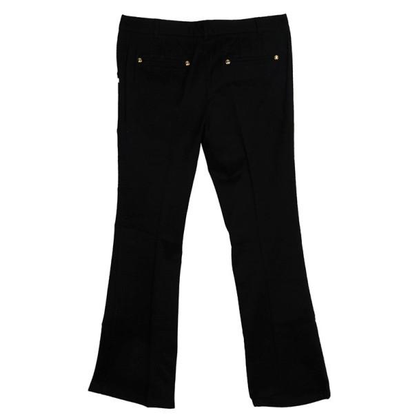 Roberto Cavalli Casual Flare Denim Pants L