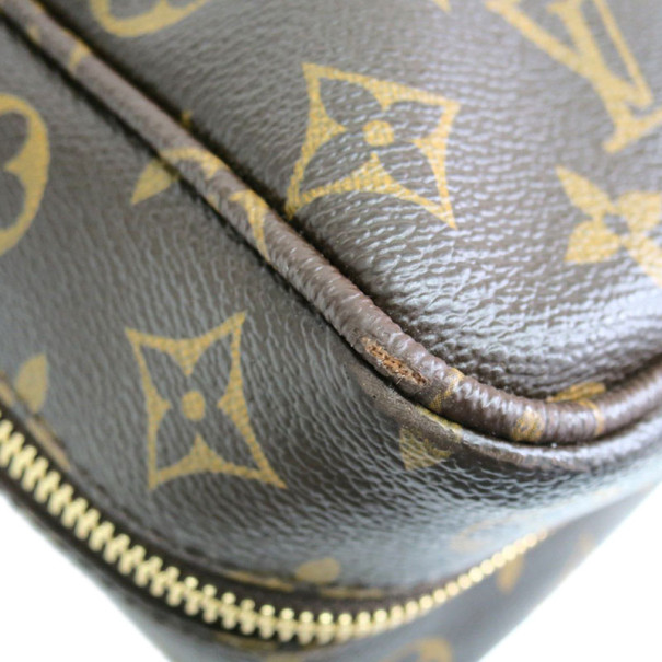 Louis Vuitton Monogram Porte-Document Vertical Tote