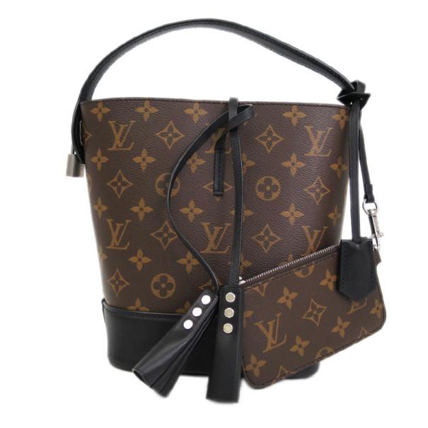 Louis Vuitton Black Monogram Idole Hobo PM