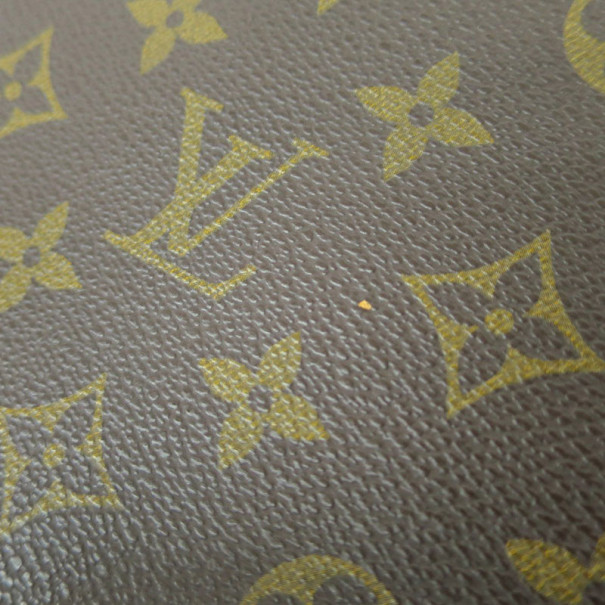 Louis Vuitton Monogram Poche Documents Briefcase