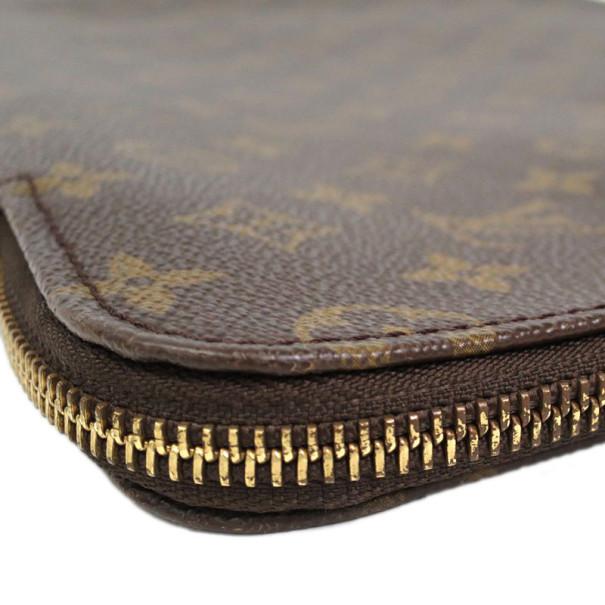 Louis Vuitton Monogram Poche Documents Briefcase