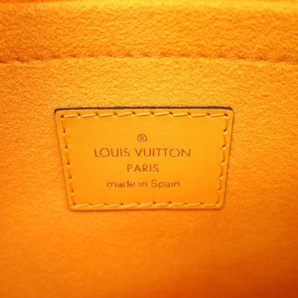 Louis Vuitton Mimosa Epi Leather Neverfull Tote MM