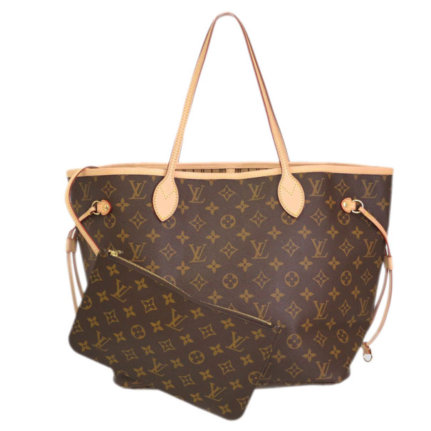 Louis Vuitton Monogram Neverfull Tote MM
