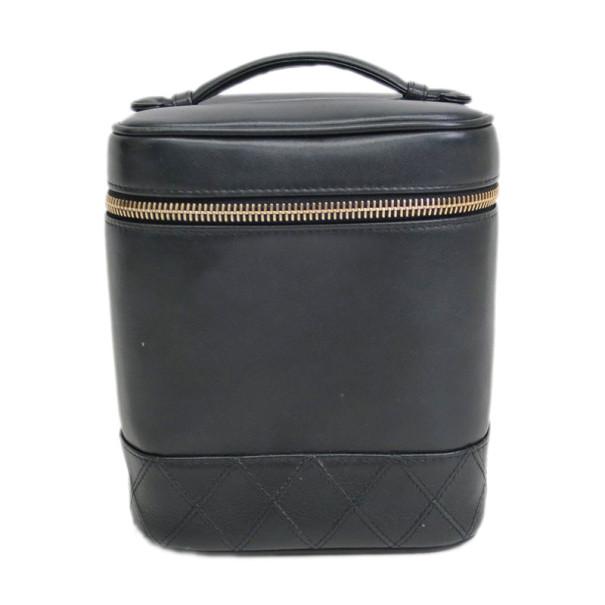 Chanel Black Vanity Lambskin Bag