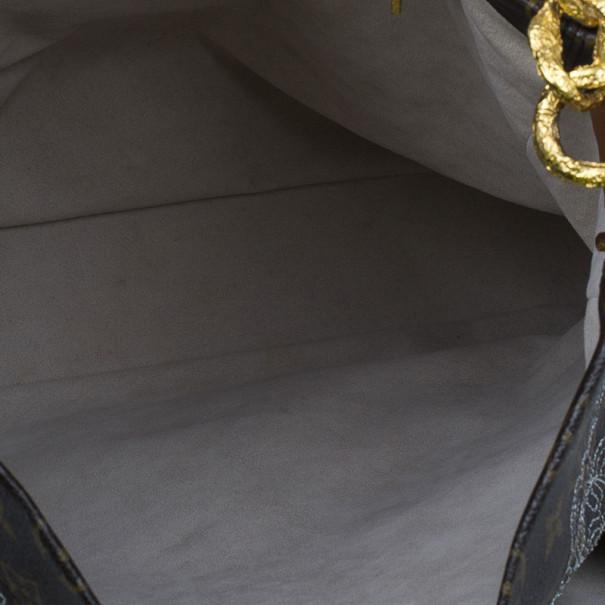 Louis Vuitton Dentelle Monogram Canvas Fersen Tote