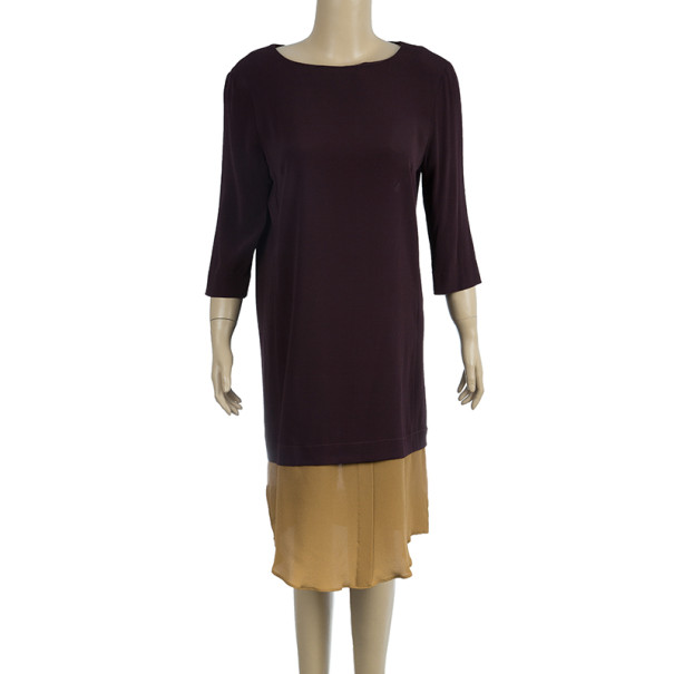 Pinko Colorblock Dress M