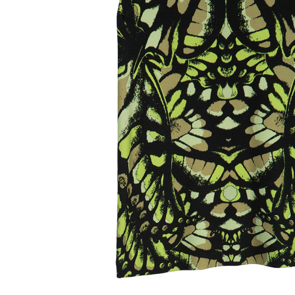 McQ by Alexander McQueen Print Dress L