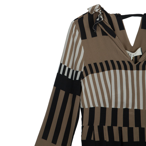 Marni Geometric Print Top S