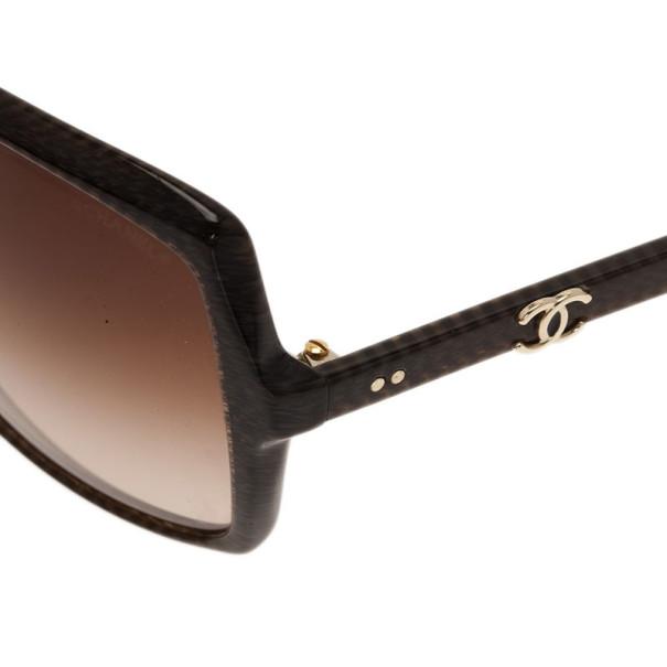Chanel Brown 5245 Square Sunglasses