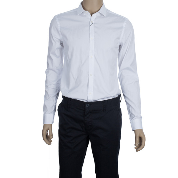 Burberry Tailored Fit Men's Shirt S