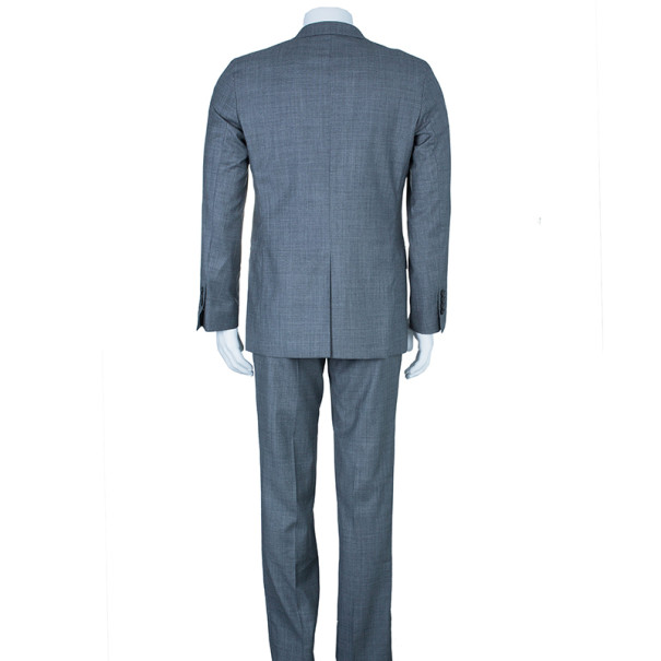 CH Carolina Herrera Grey Men's Suit EU46