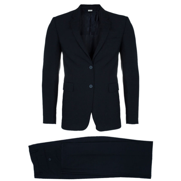 Burberry Men's Slim Fit Tailored Suit EU46