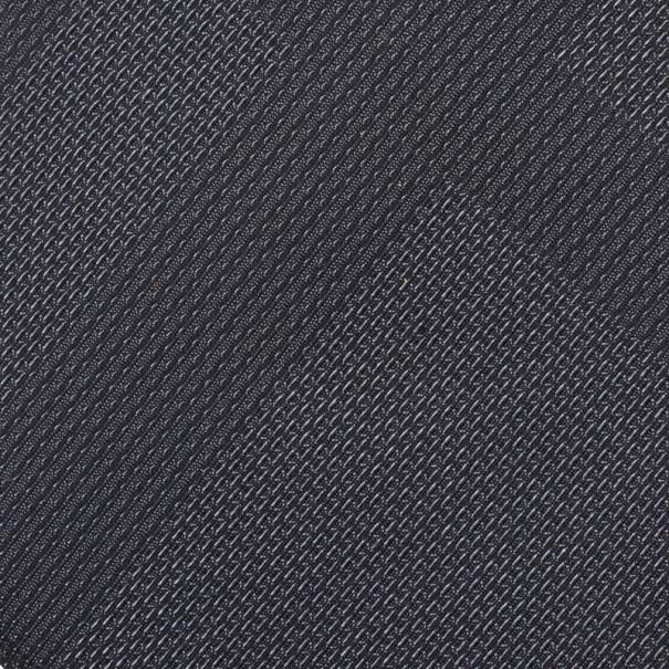 Burberry Grey Check Tie
