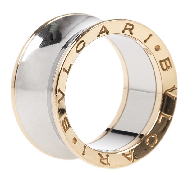 bvlgari anish kapoor for b zero1 18k rose gold and steel