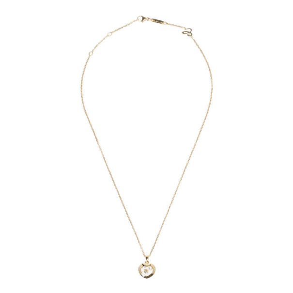 Chopard Happy Curves Necklace
