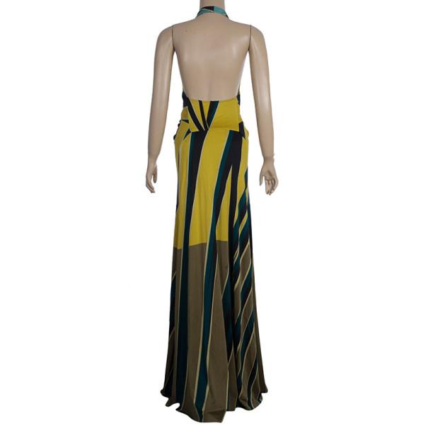 Issa London Halterneck Maxi Dress M