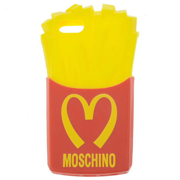 Moschino French Fries iPhone Case