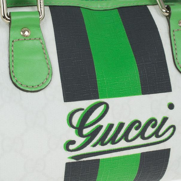 Gucci Web Detail Boston