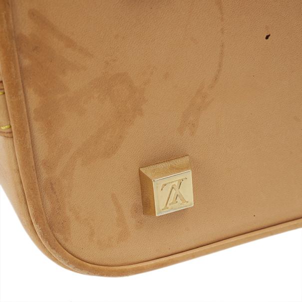 Louis Vuitton Monogram Vinyl Sac Ambre MM