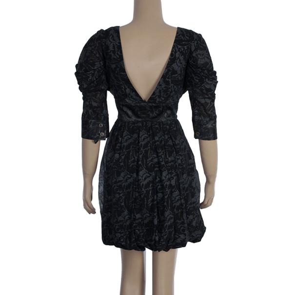 Just Cavalli Short Printed Dress M