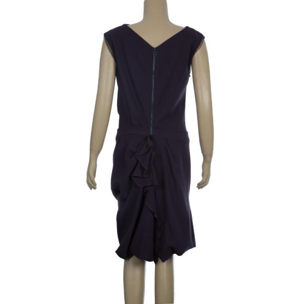 Roksanda Ilincic Crepe Padina Dress M
